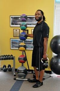 Chiropractor Sean Reese Wilmington, NC team member
